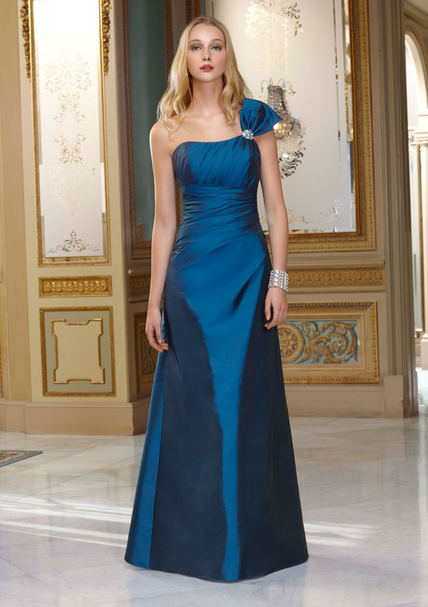 Gowns Of Elegance: New Bridesmaids Have Arrived.