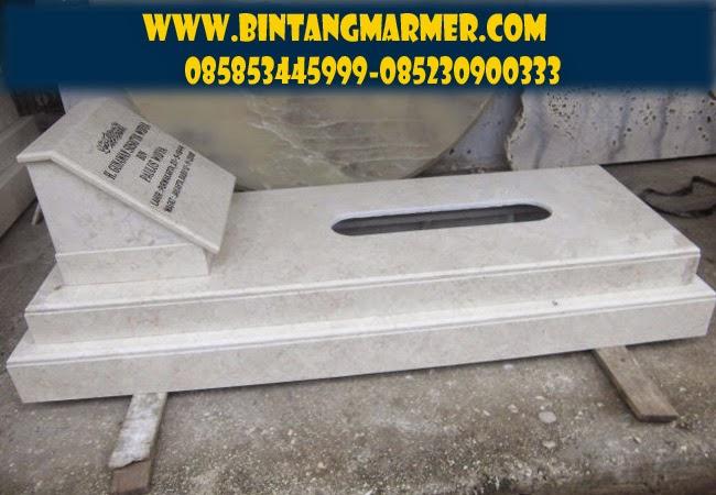 Jual Makam Marmer granit Model Pahlawan