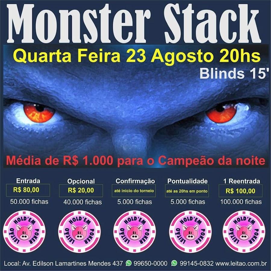 TORNEIO MONSTER STACK