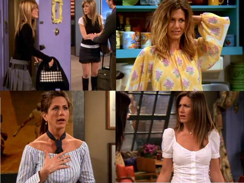 rachel%2Bgreen Jennifer Aniston played Rachel Green, ...