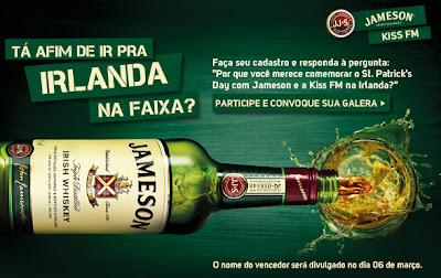 """Concurso Cultural """" St. Patricks Day"""""""