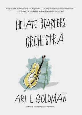 The Late Starters Orchestra, Ari L. Goldman