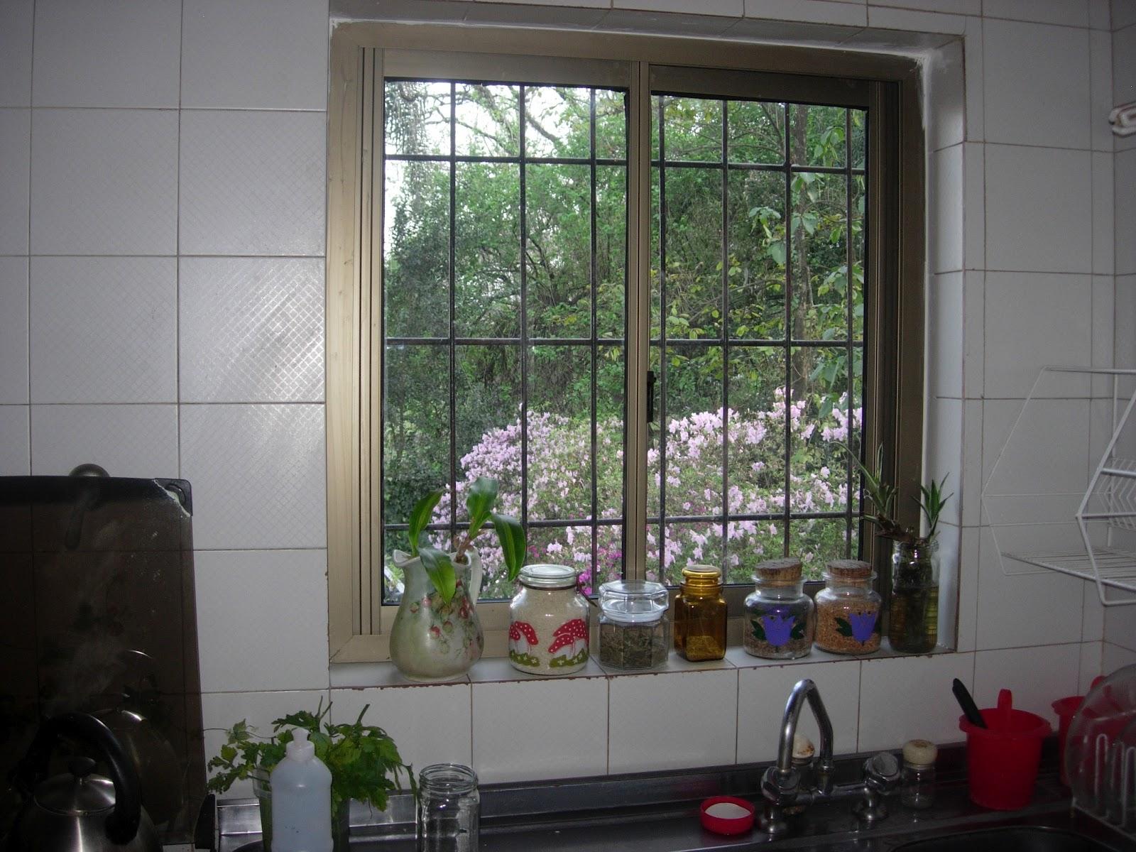 Via dise o carpinter a de aluminio ventana para cocina for Carpinterias de aluminio en argentina