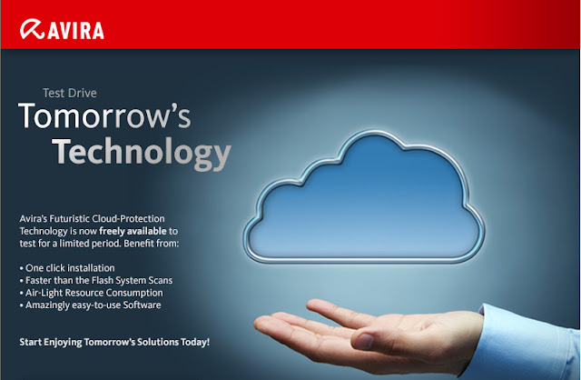 Avira's cloud protection