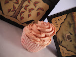 Cinnamon Apple Berry Cupcake ~ Limited Edition