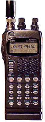 Icom IC-W32A