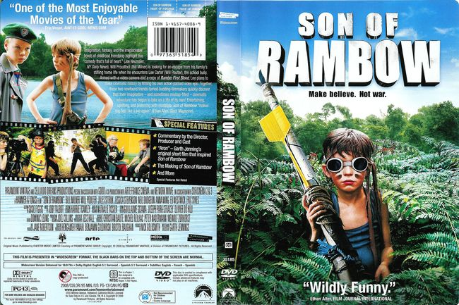Son of Rambow – Latino – DVD9