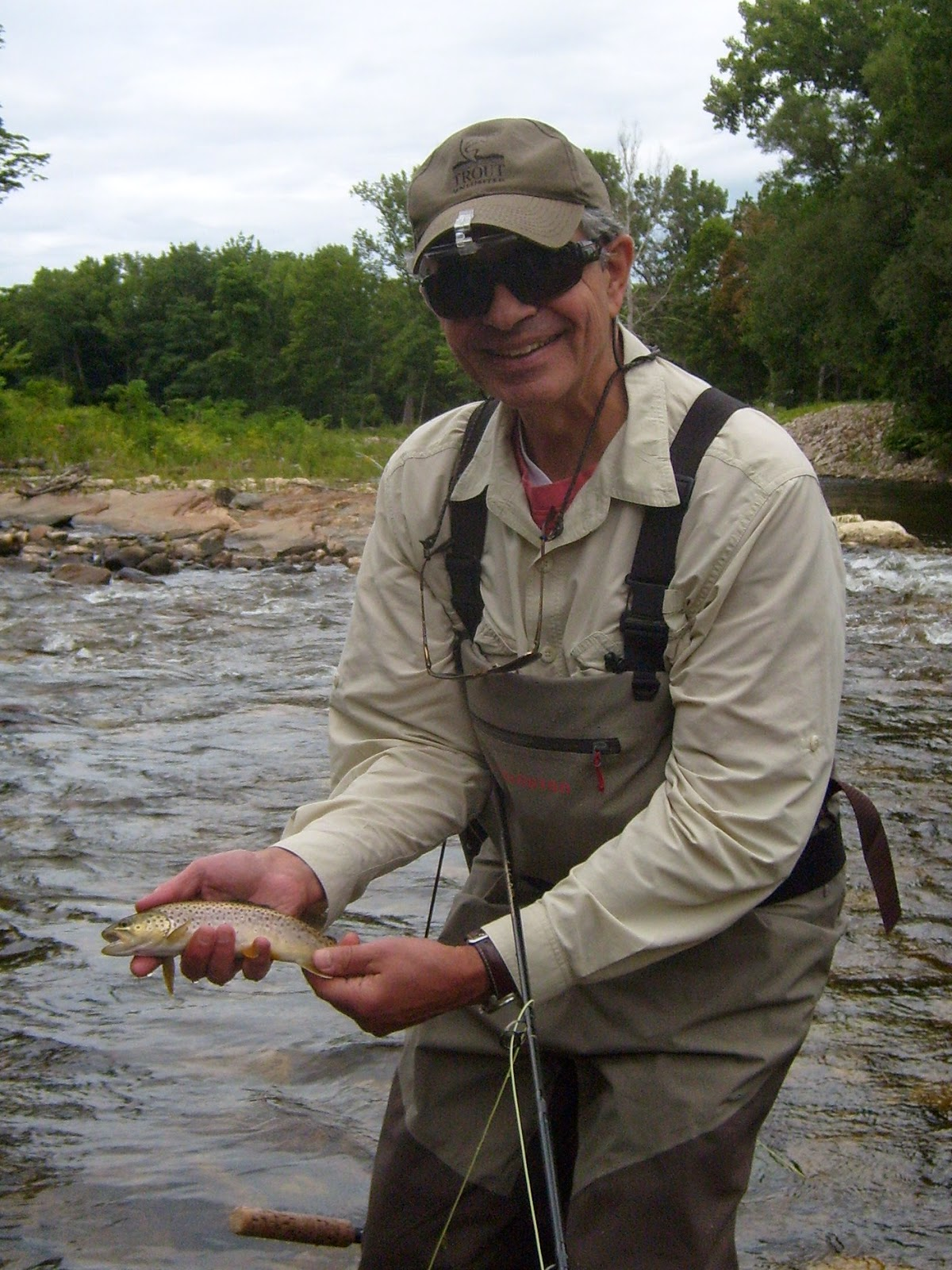 Vermont fly fishing nymphs 39 r 39 us for Fishing r us