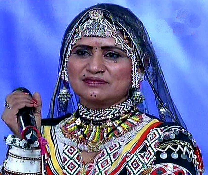 Танцовщица Раджастанских танцев Гулаби