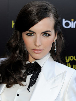 Camilla Belle Dangling Gemstone Earrings