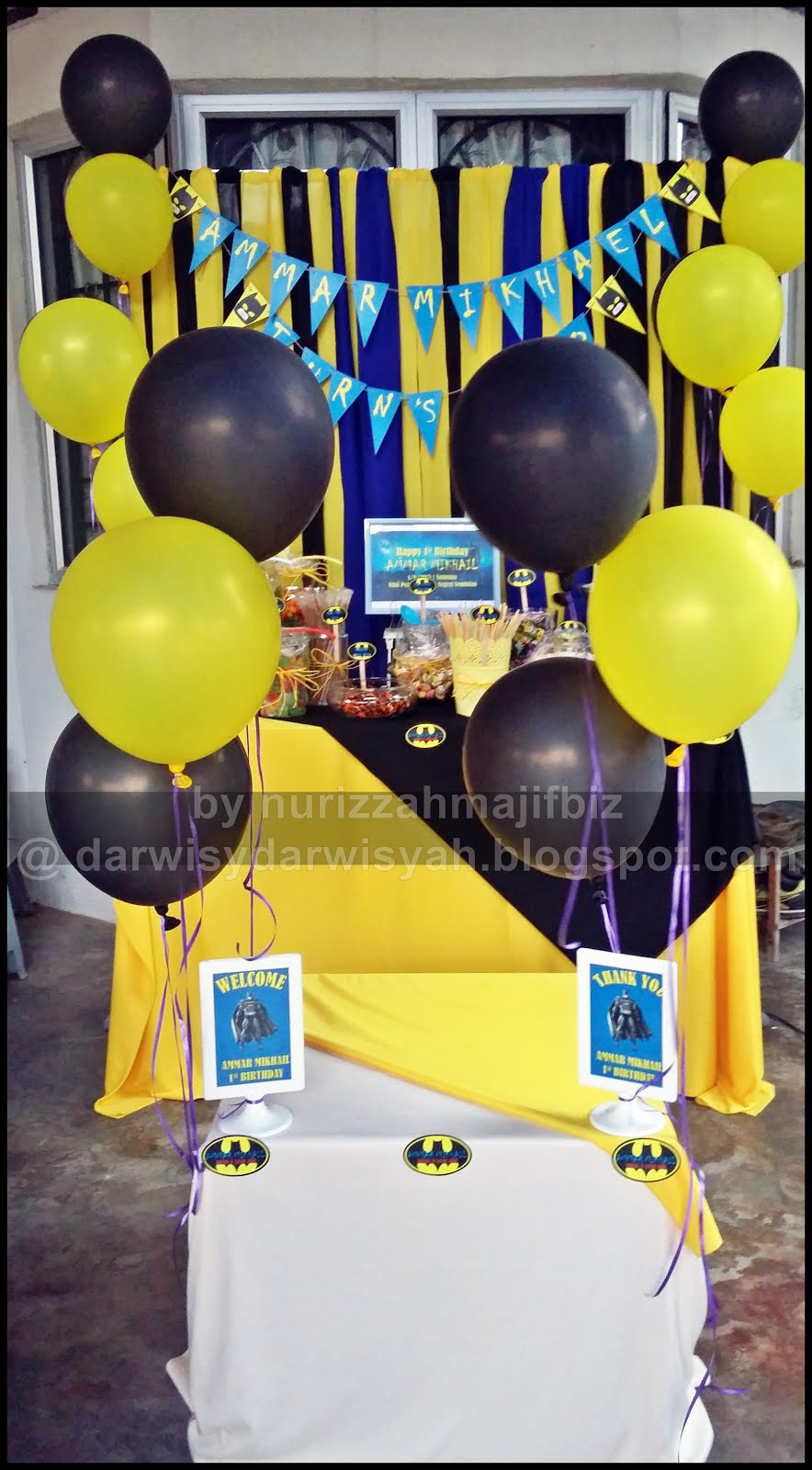 Birthday Celebration Ammar Mikhail | 01/08/2015 @ Nilai Perdana, Nilai, Neg. Sembilan
