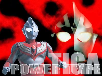Poster Ultraman Tiga