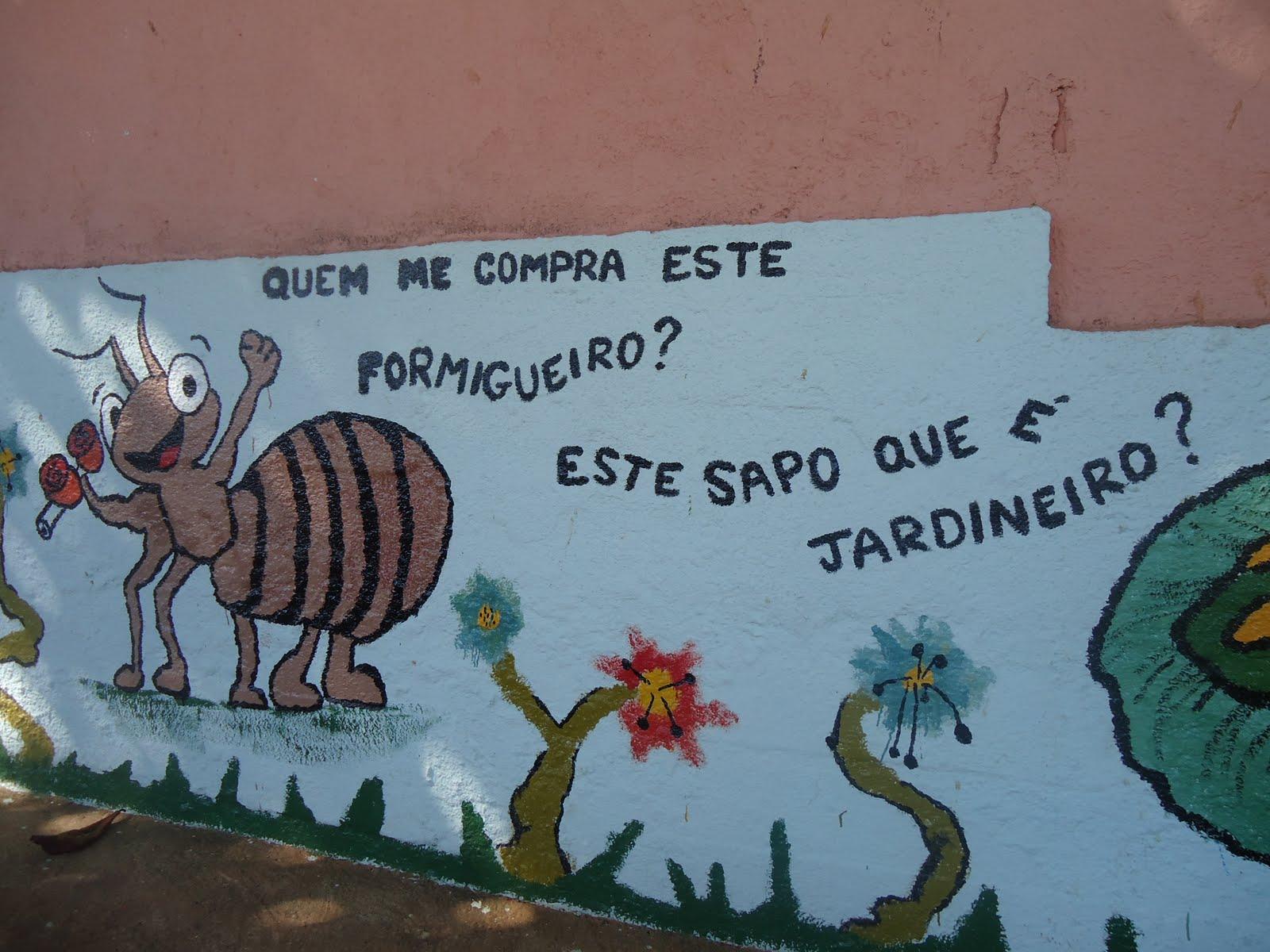 flores no jardim poema:ESCOLA MUNICIPAL DOMINGOS DINIZ MOREIRA: Projeto Jardim de Poesias