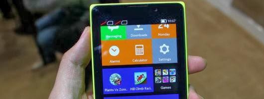 Perbandingan Spesifikasi Nokia X, Nokia X+ dan Nokia XL