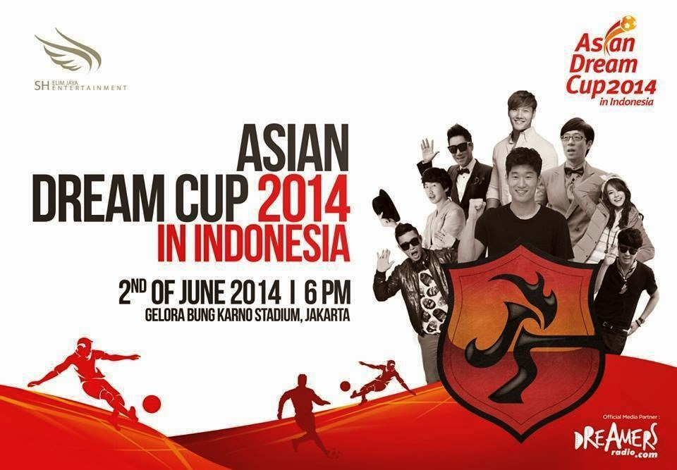 Running Man Asian Cup Indonesia