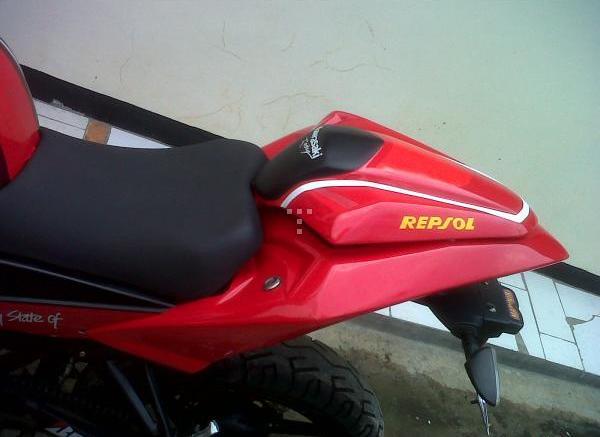 Minerva R150VX Modif