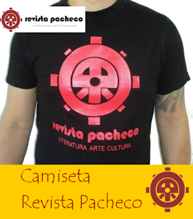 Camiseta Revista Pacheco
