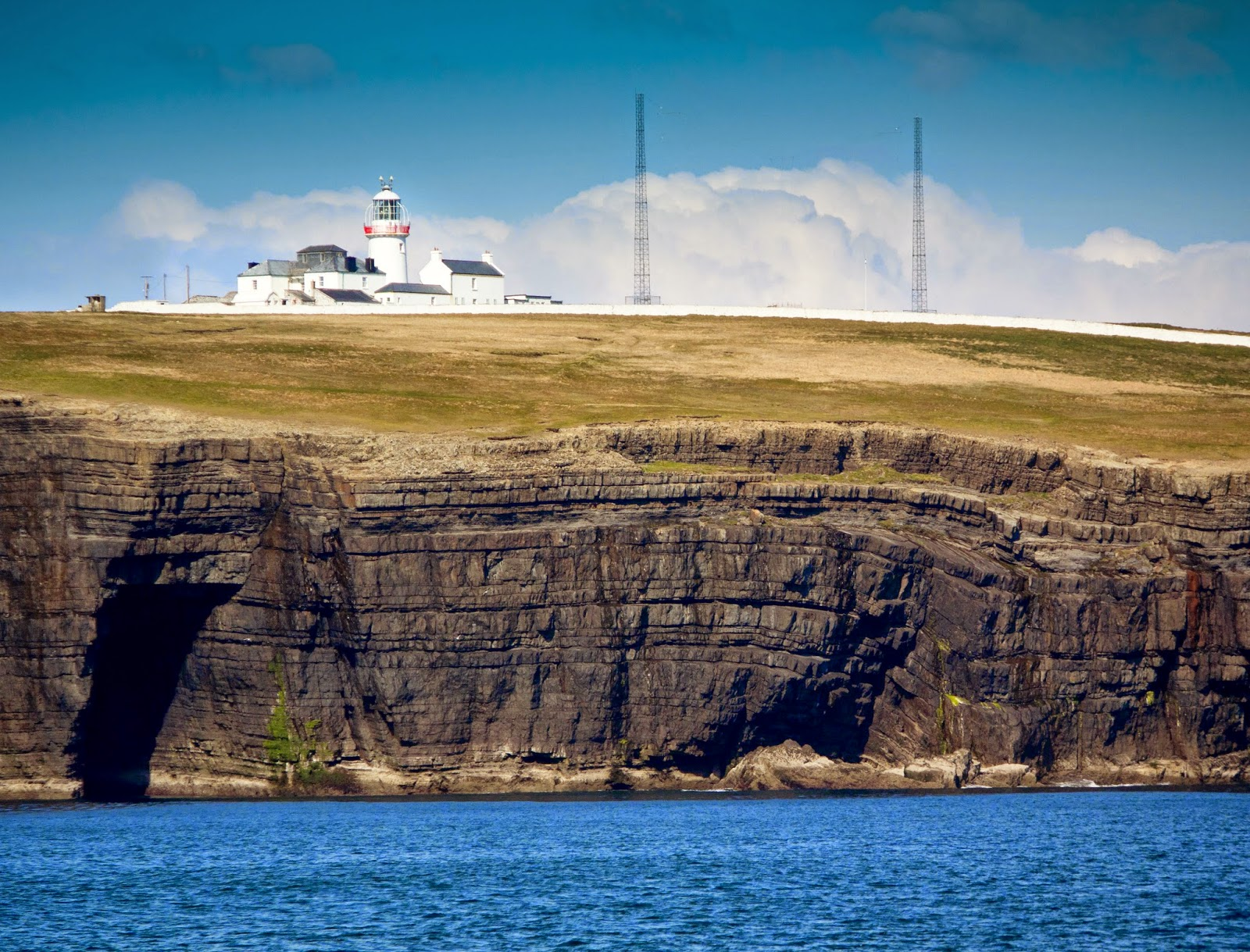 Record visitor numbers at Loop Head Lighthouse