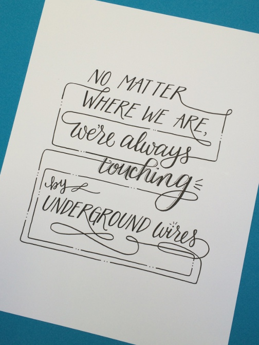 Lettering Lately blog