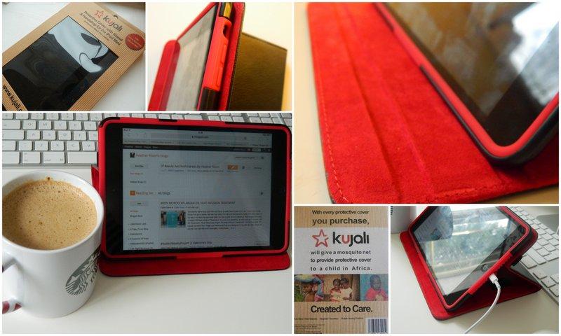 Review: Kujali Ipad Mini Case