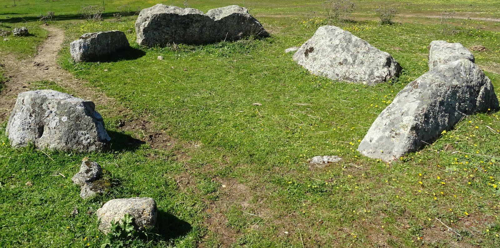 Hallazgo del Dolmen de la Luz, en Arroyo de la Luz