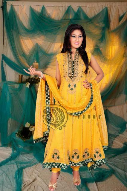 Dhaagay new winter fall collection 2012-2013