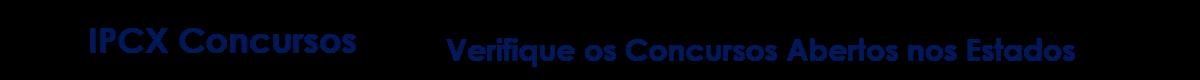 IPCX Concursos
