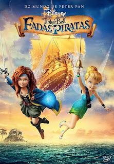 Tinker Bell: Fadas e Piratas - BDRip Dual Áudio