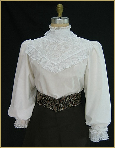 Lace And Tulle 20th Century Fashion 1900 To 1919