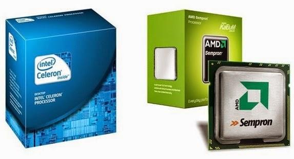 Processador Intel e AMD na média de R$ 90,00