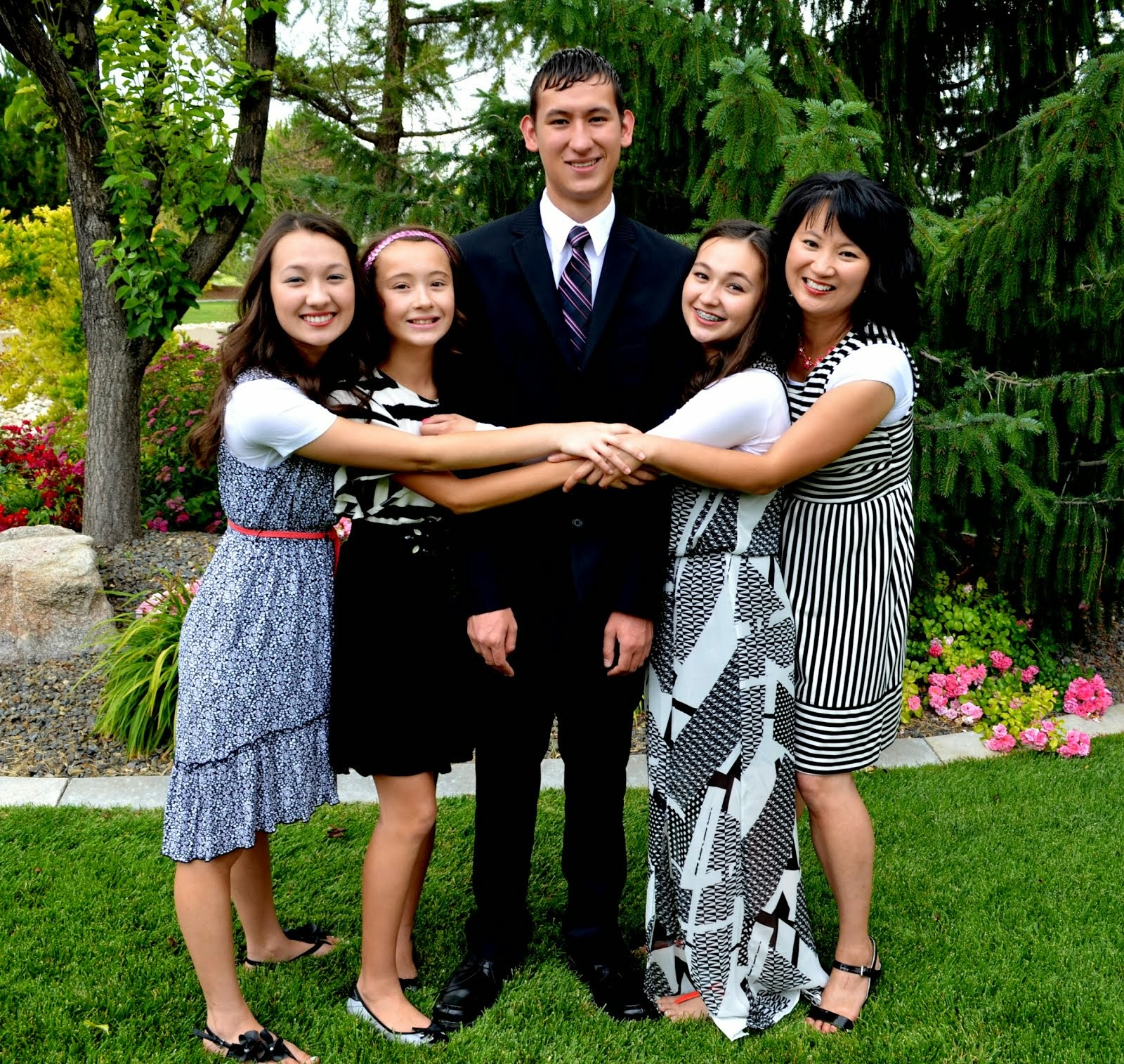 Elder Bunn's Family