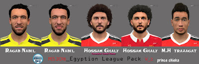 PES 2016 Egyption League Pack V_2 by Prince Shieka