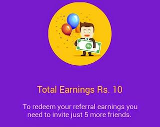 ZopHop App Offering Rs 50 Paytm Cash