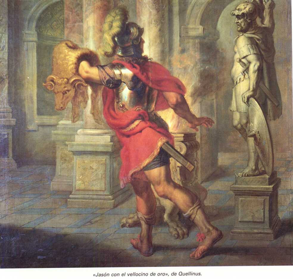 jason and his quest for the golden fleece