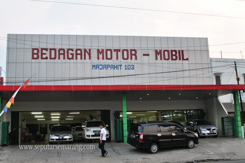 Dealer Bedagan Motor Semarang
