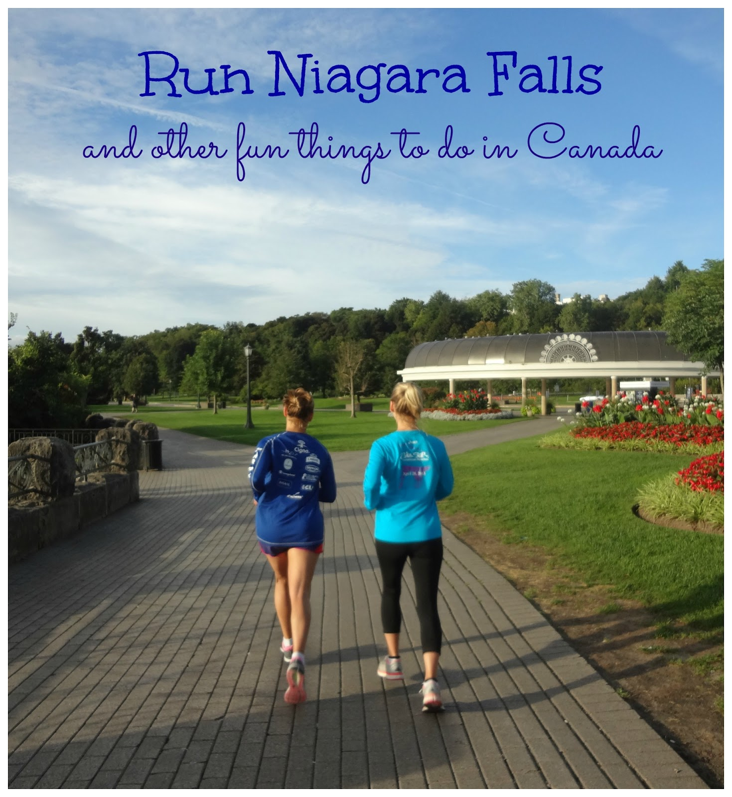 Fairytales And Fitness: Run Niagara Falls And Other Fun