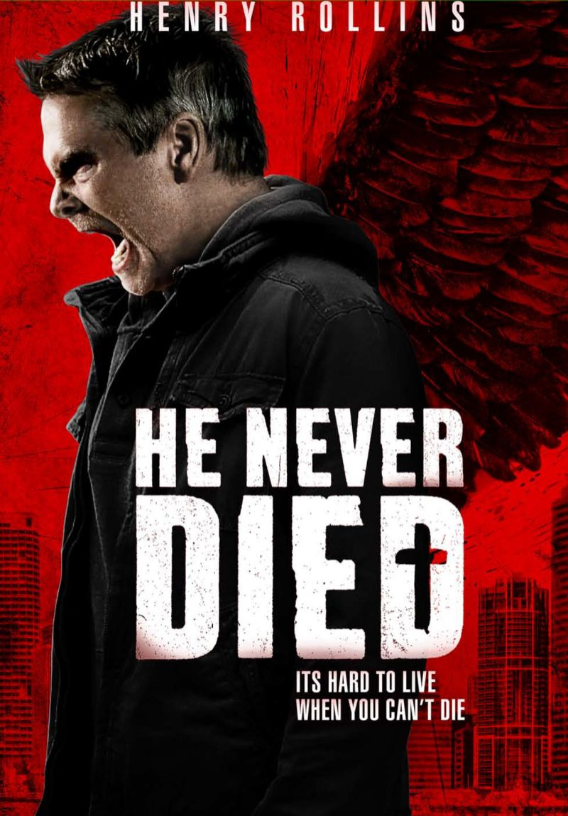He Never Died (2015) tainies online oipeirates