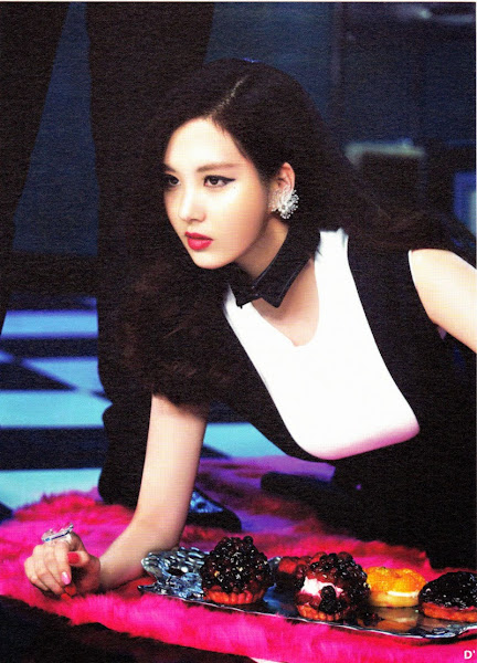 Girls Generation Mr Mr Seohyun Photocard