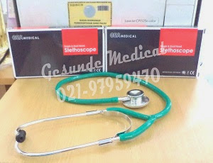 alamat distributor stetoskop gea