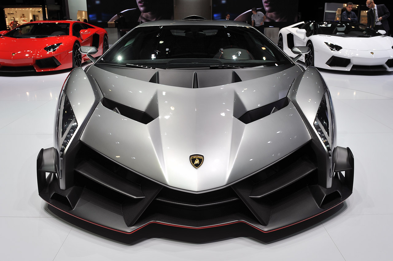 Lamborghini Veneno 2014 Price
