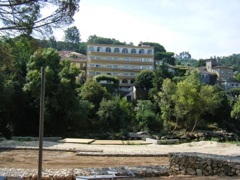 Hotel em Alcafache