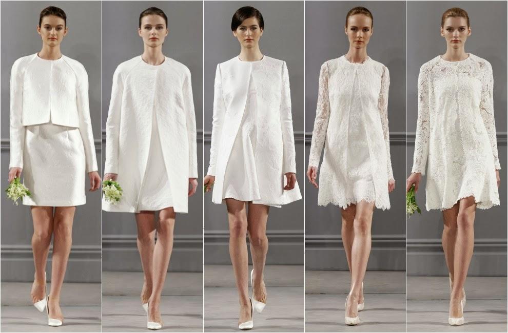 Vestidos de boda civil invierno