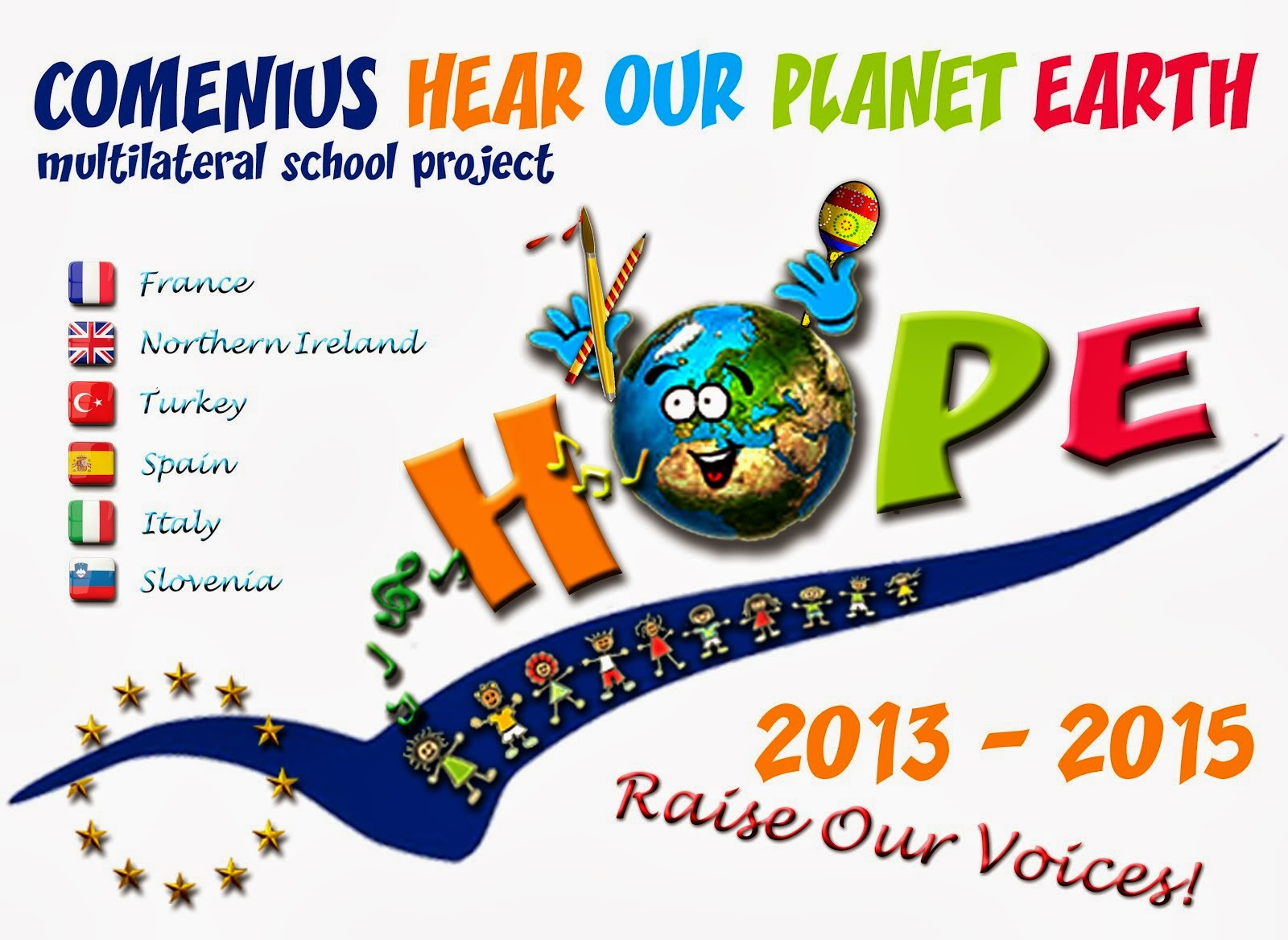 Comenius HOPE projekt