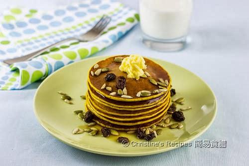 南瓜班戟 Pumpkin Pancakes02