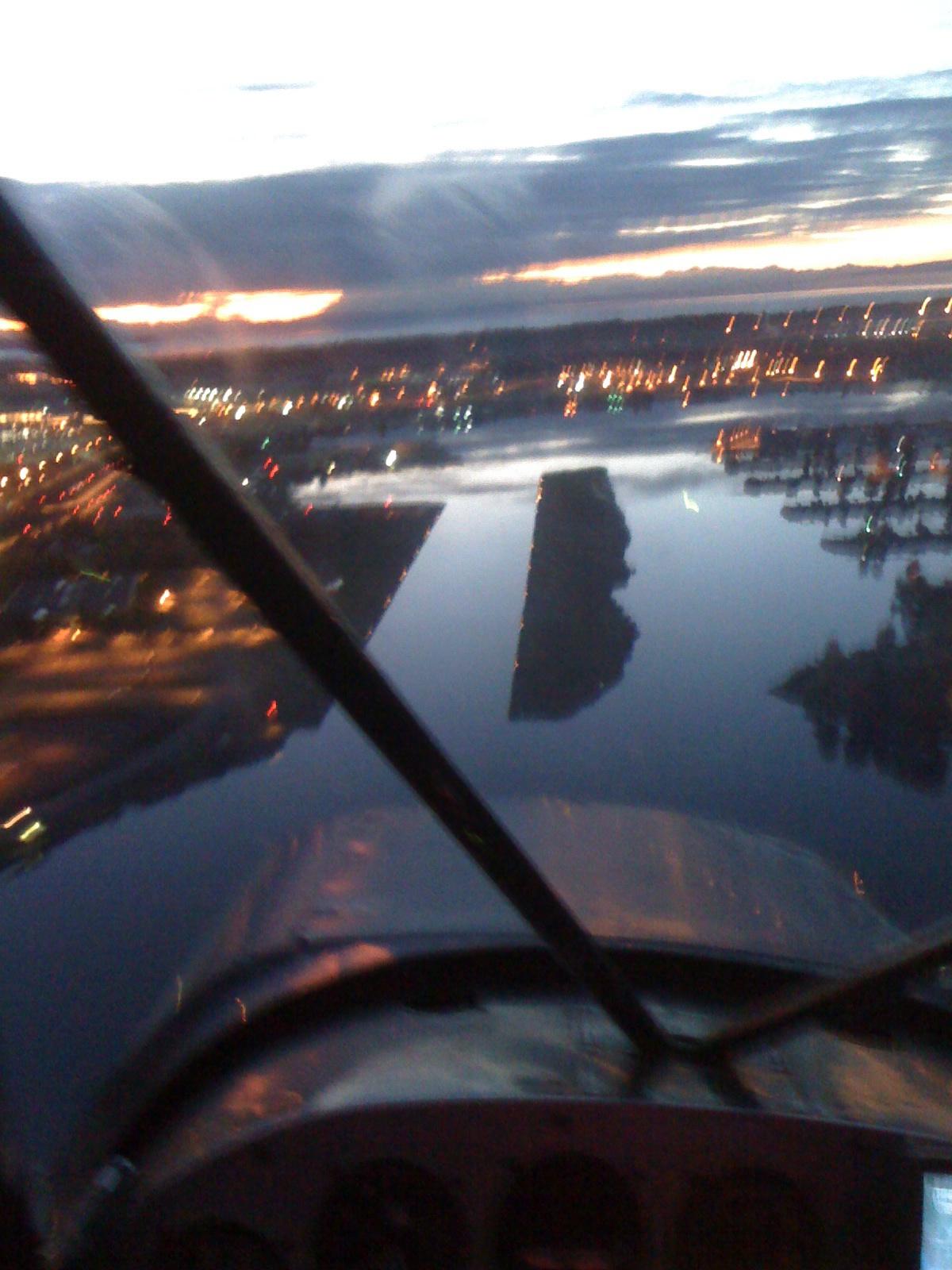 Flight school at lake hood float ratings super cub tail wheel