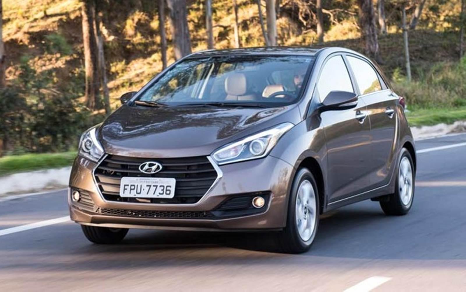 Hyundai HB20 - segundo carro mais vendido do Brasil
