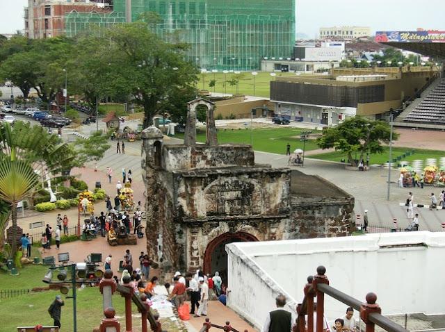 Objek Wisata Negeri Melaka