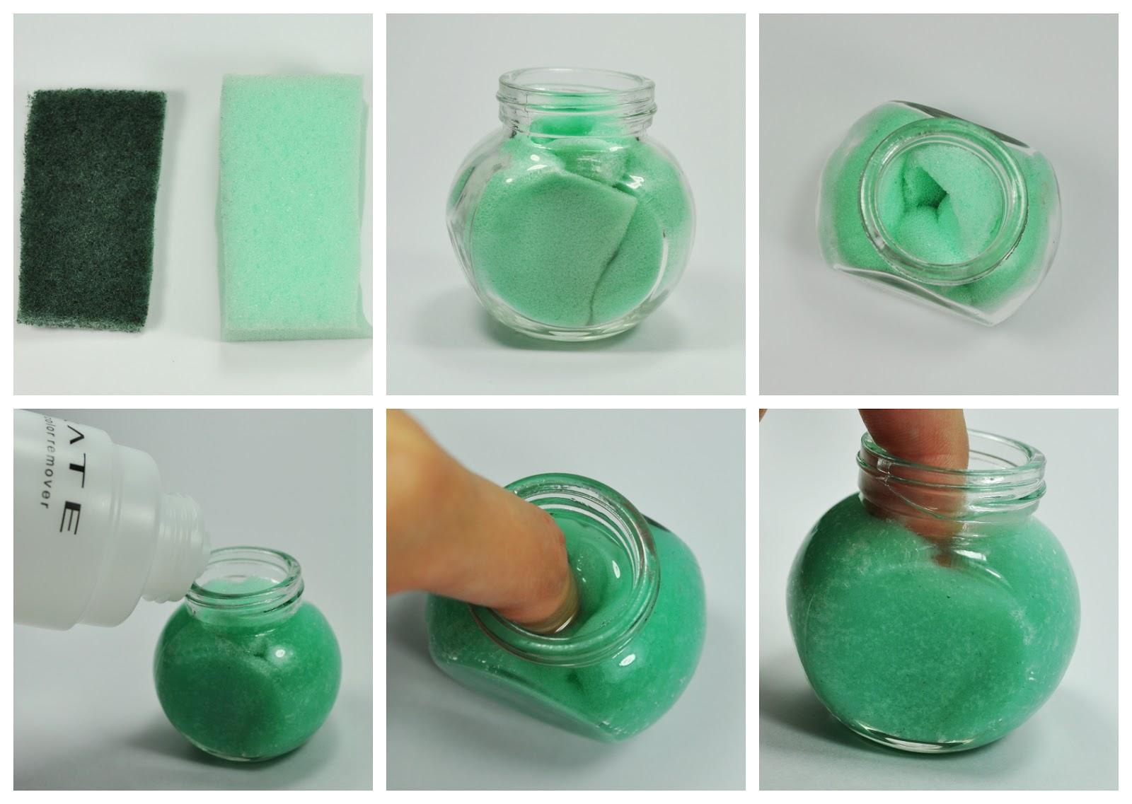 Mujer de Colores: Haz tu propio removedor de esmalte de uñas