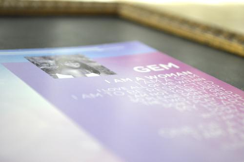 custom flyer design, graphic design freelance project, custom club flyer design, modern design flyer, women's poetry, strong women quotes, Author Annika Gonzales