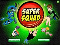 Ben 10 Supremacia Alienígena: Super Equipe de Críquete